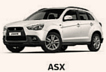 Mitsubishi ASX