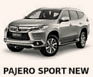 Mitsubishi Pajero Sport new